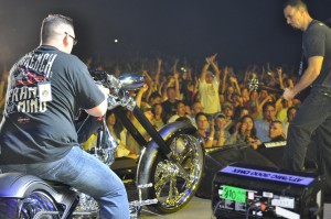 American Wrench Creed Chopper On Stage 2